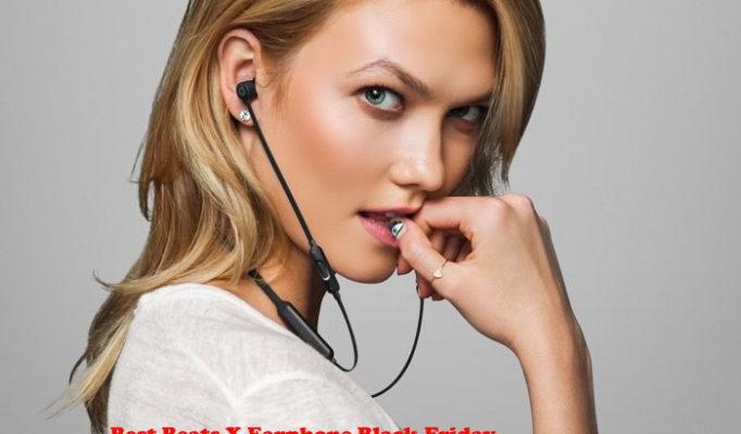 Best Beats X Earphone Black Friday