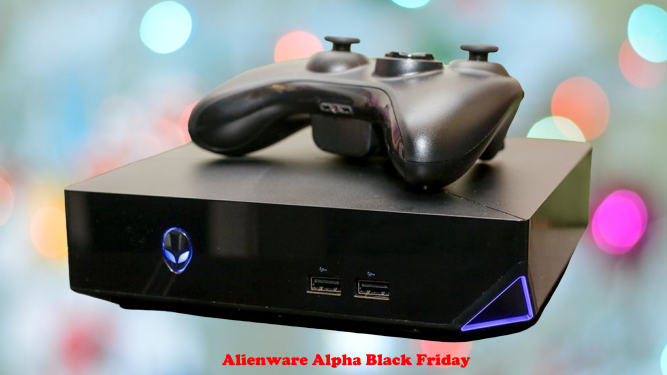 Alienware Alpha Black Friday