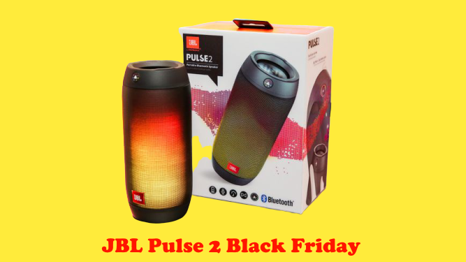 Best JBL Pulse 2 Black Friday and Cyber Monday Deals & Sales 2020 is a splash-proof Bluetooth speaker with a cylindrical style as well as a price