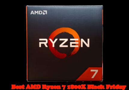Best AMD Ryzen 7 1800X Black Friday