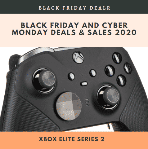 Xbox Elite Series 2 Black Friday