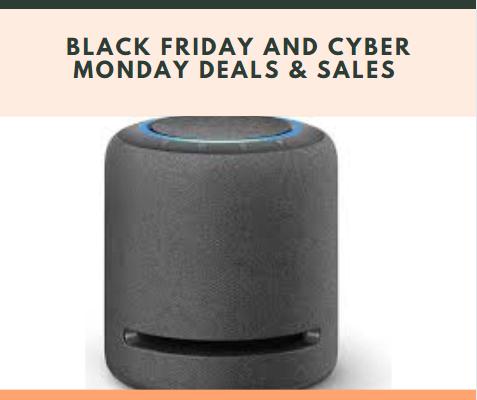 Amazon Echo Studio Black Friday