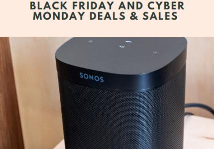 Sonos One Black Friday