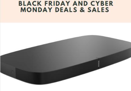 Sonos Playbase Black Friday