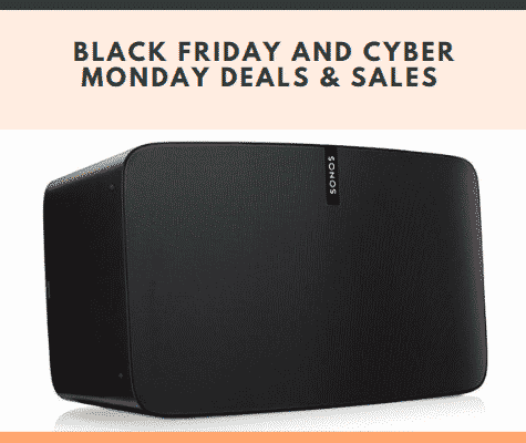 Sonos Play5 II Black Friday