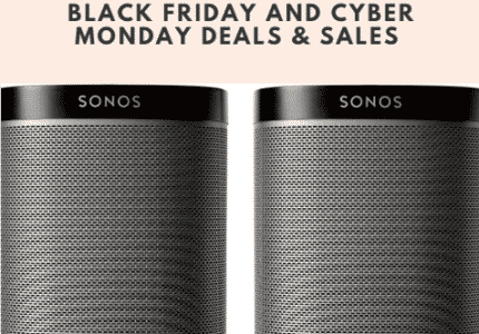 Sonos Play 1 Black Friday