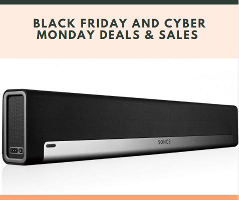 Sonos Playbar Black Friday