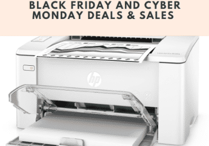 HP LaserJet Pro M102w Black Friday