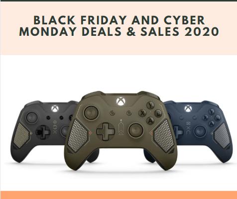 Xbox One Recon Tech Black Friday