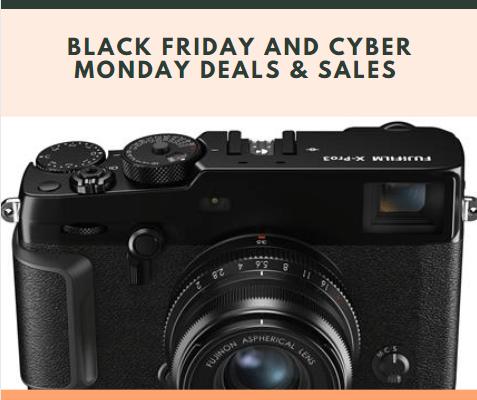 Fujifilm X-Pro3 Black Friday