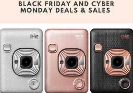 Fujifilm Instax LiPlay Black Friday