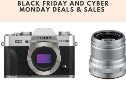 Fujifilm X-T30 Black Friday