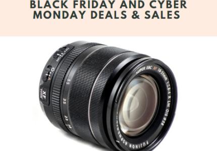 Fujifilm Fujinon XF18-55mm F2.8-4 R LM OIS Black Friday