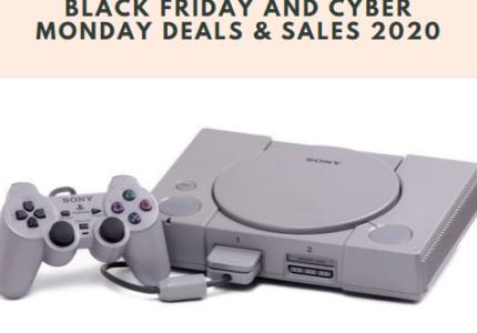 PlayStation Classic Black Friday