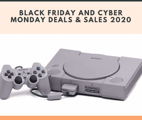 PlayStation Classic Black Friday
