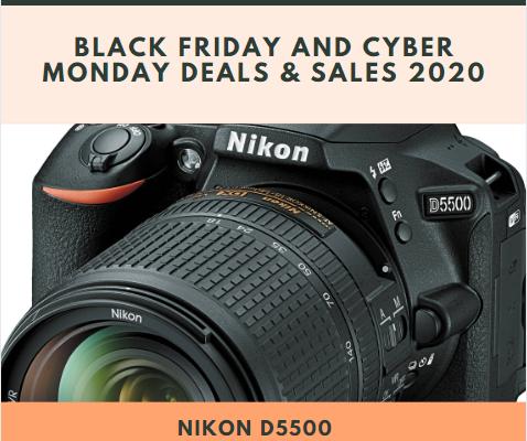 Nikon D5300 Black Friday