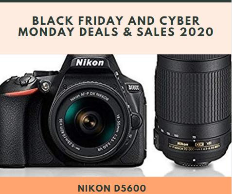 Nikon D5600 Black Friday