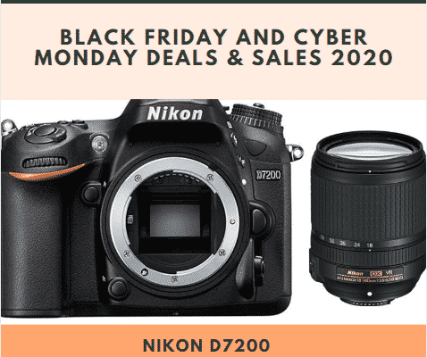 Nikon D7200 Black Friday