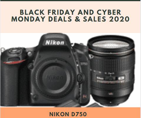 Nikon D750 Black Friday
