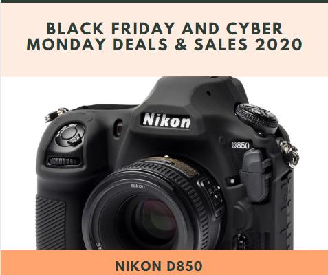 Nikon D850 Black Friday