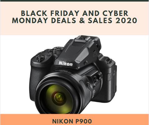 Nikon P900 Black Friday
