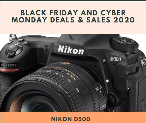 Nikon D500 Black Friday