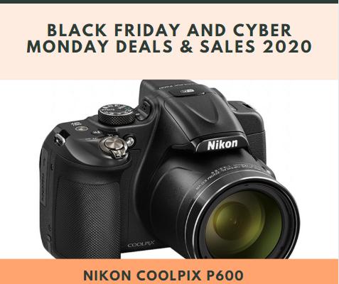 Nikon Coolpix P600 Black Friday
