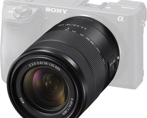 zoom sony-e-18-135mm-f-3-5-5-6 oss black friday